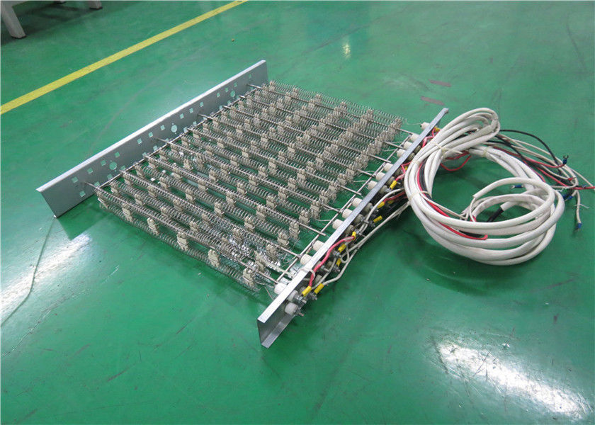 Energy Efficient Printed Circuit Board Heater For SMT Machine Copper / Incoloy Materials